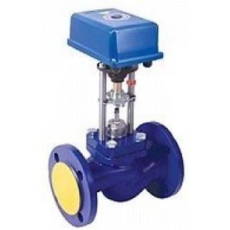 Клапан проходной регулирующий седельный КПРС Ду100 1
