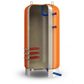 Водонагреватель электрический РБ 10 000 Е (10000 литров) нержавеющая сталь 100 кВт