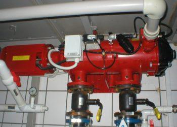 Барьерная фильтрация (сетчатые фильтры)