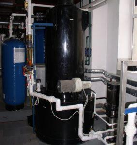 Декарбонизация воды