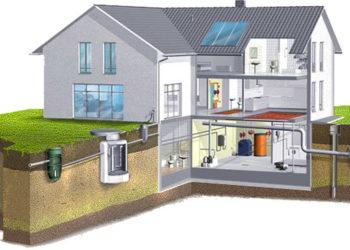 Обеспечение водой частного дома (коттеджа)