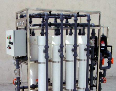Водопоподготовка для деминерализованной воды